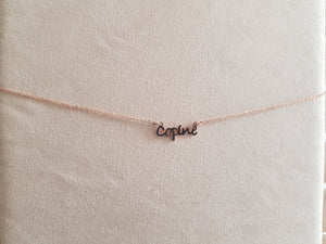 Necklace COPINE