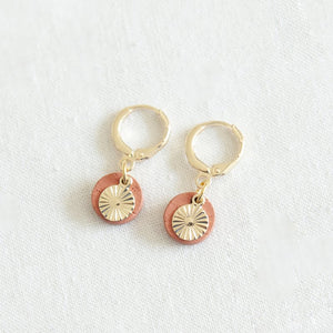 statement earring - Vitamin 04