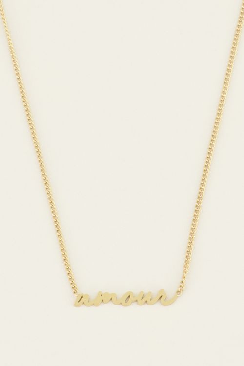 Necklace - amour