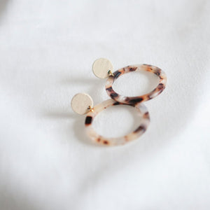 statement earring - Forest 02