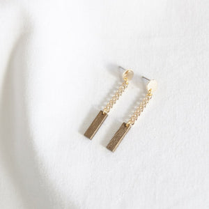 statement earring - Glow saar 01