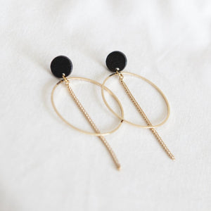 statement earring - Pure 01