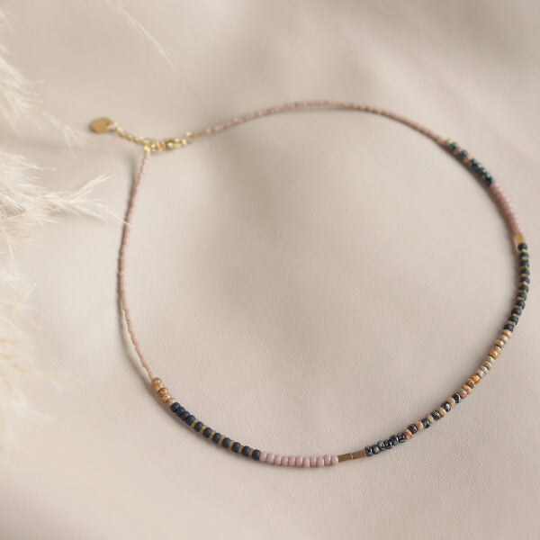 perfect choker gold - gold