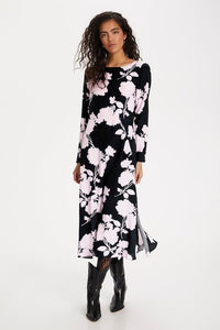 Malinda dress - Floating flower