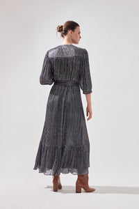 Cyllia dress - Argent