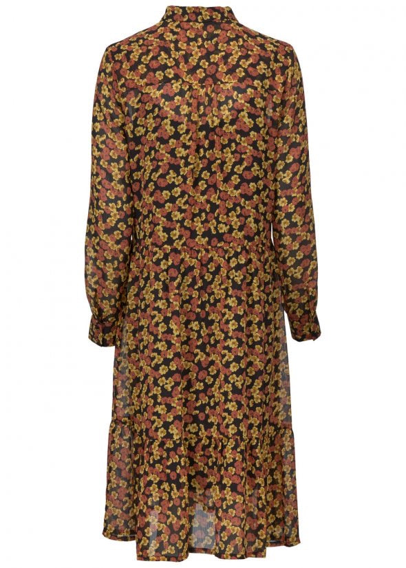 Annabelle print dress - flower mix