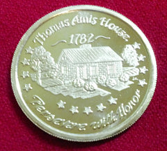 Silver Coin Amis House/Gristmill