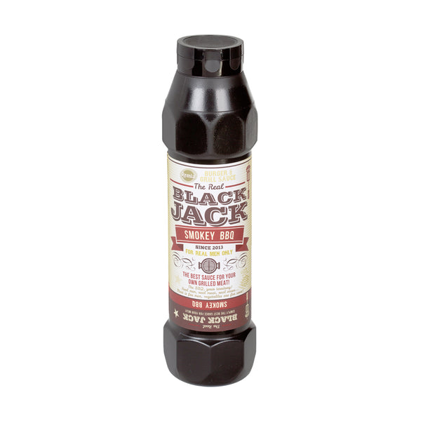OMAKA BBQ Black Jack 750ml; Remia