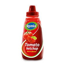 KETCHUP 350ml; Remia