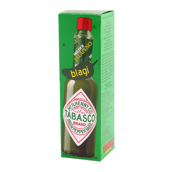 TABASCO zelen blagi 60ml