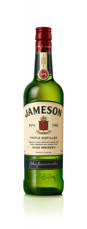 WHISKEY 40% vol. 0,7l; Jameson