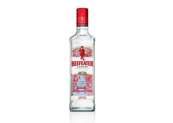 GIN 40% vol. 0,7l; Beefeater (rok uporabe 28.4.2021)