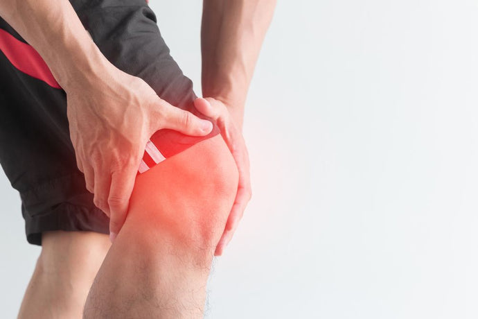 Improve the Health of your Knees - Set your foundation above and below!