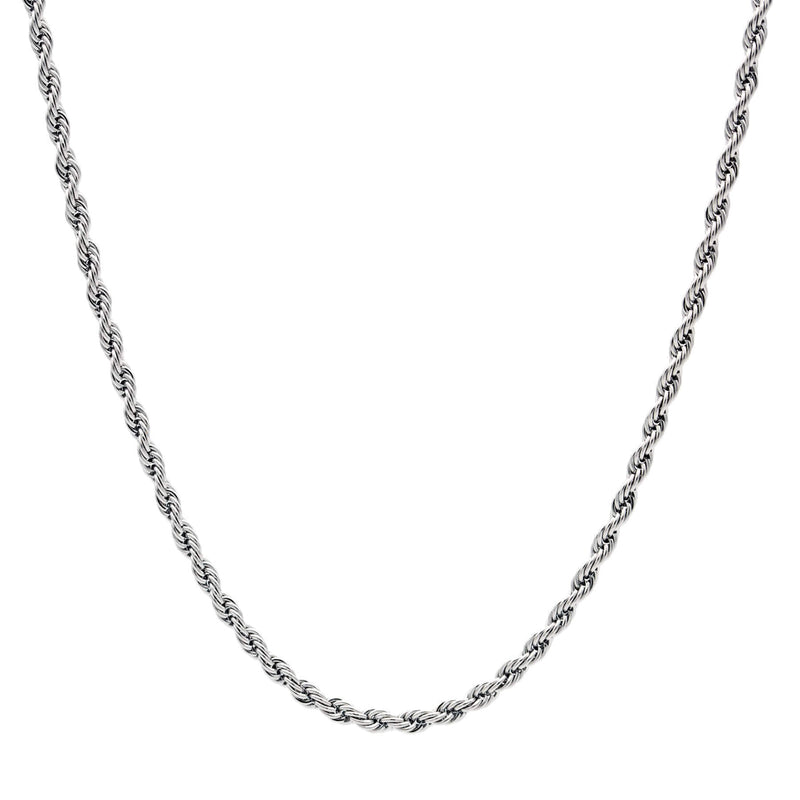 Twist Necklace 65 to 4 | Silver