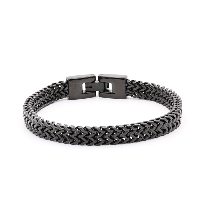 Cliffhanger Bracelet | Black