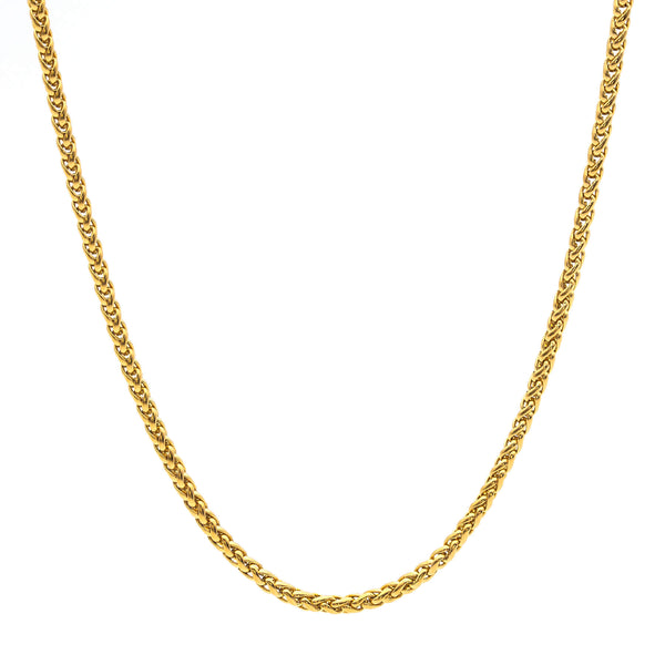 Tribe Necklace 60 to 3 | Gold