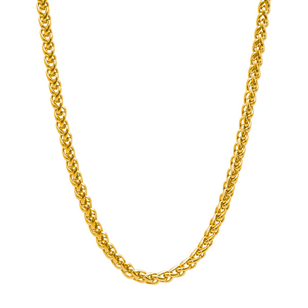 Tribe Necklace 45 to 5 | Gold