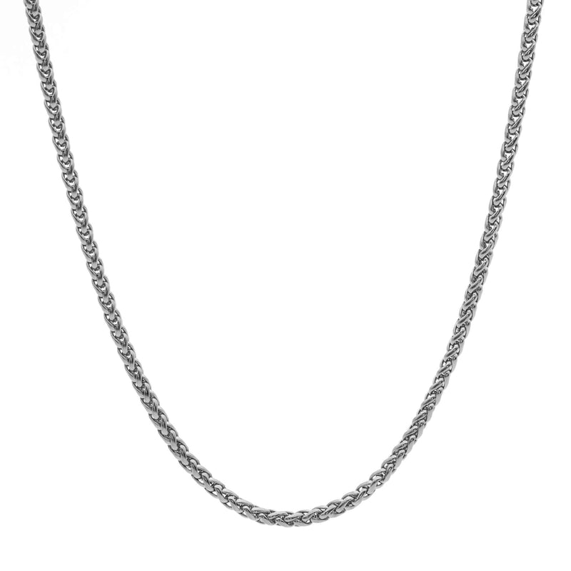 Tribe Necklace 60 to 3 | Silver