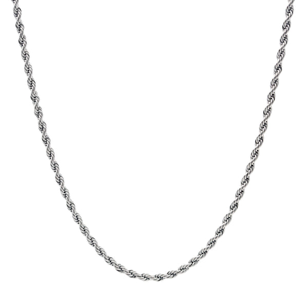 Twist Necklace 60 to 3 | Silver