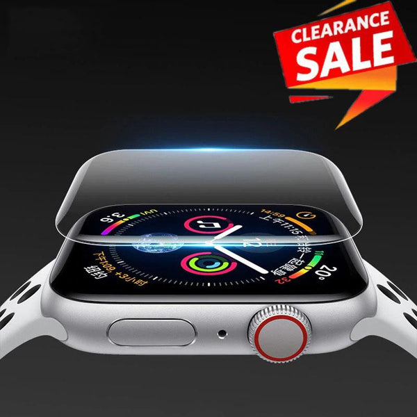 Hydrogel full Protective Film Screen Protector for iWatch 4 3 2 1,38mm 40mm 42mm 44mm Screen Protective Film