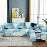 Simple style Elastic Sofa Covers