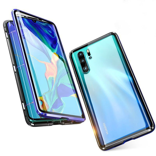 Luxury Full Body Protective Magnetic Case For Huawei P20 P20 Pro Case 360