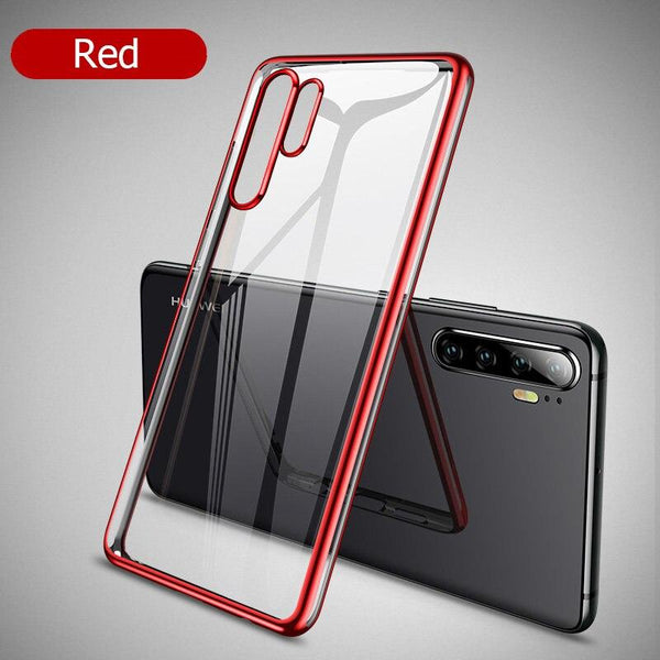 3D Laser Soft TPU Glossy Crystal Phone Case for Huawei P30 P30 Pro P30 Lite