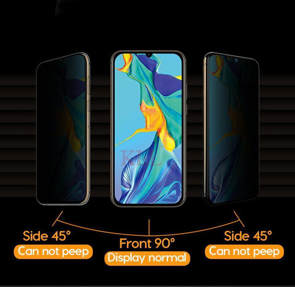 Anti-spy Tempered Glass for Huawei P30 P20 Lite Pro Anti-Peep Privacy Screen Protector for Huawei Mate 20 10 Lite 20X