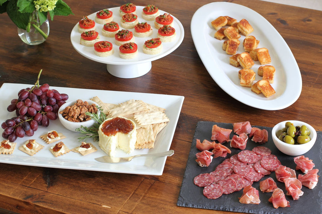 Kristen's Pantry Appetizer Essentials Package Two