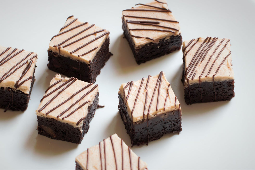 Cappuccino Brownies