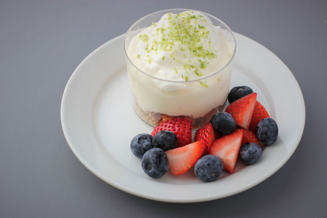 Friday July 31 - Dessert Special - Key Lime Mousse