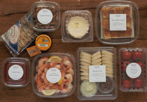 Kristen's Pantry Appetizer Essentials Package One