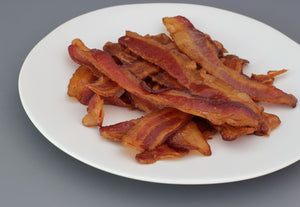 Cooked Beeler's Bacon Strips