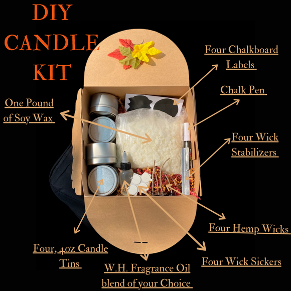 DIY Candle Kit