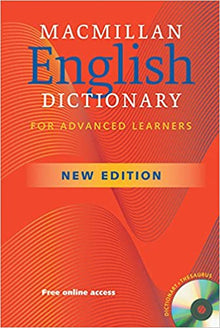 MacMillan English Dictionary For Advanced Learners (Discontinued Printing Version)