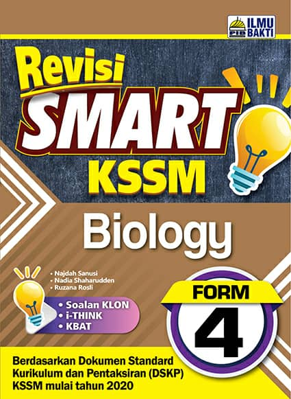 Revisi Smart KSSM Biology (Form 4)
