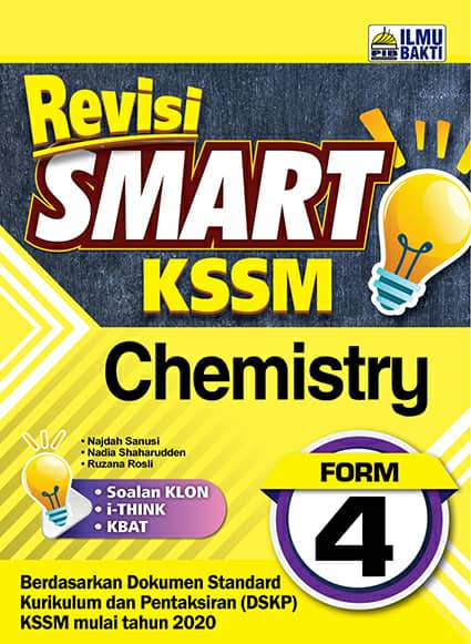 Revisi Smart KSSM Chemistry (Form 4)