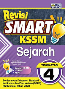 Revisi Smart KSSM Sejarah (Form 4)