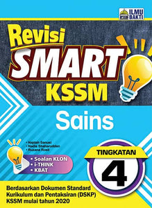 Revisi Smart KSSM Science (Form 4)
