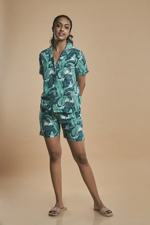 Hawaii PJ Short Set