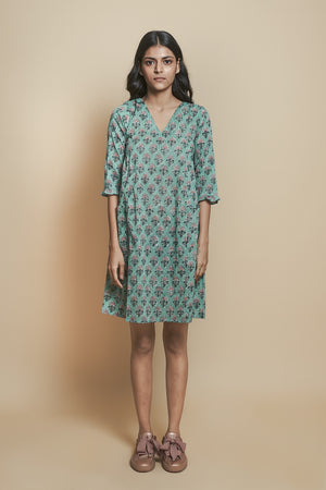 Load image into Gallery viewer, Prairie Tunic Dress