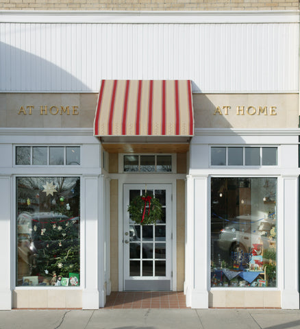 At Home Store Fairfield Storefront