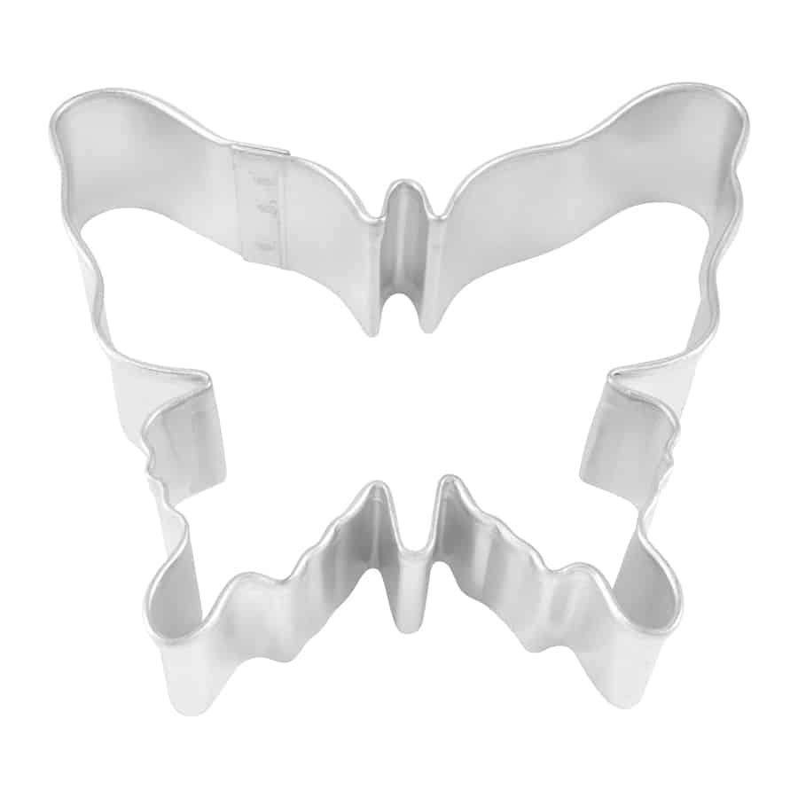 Cookie Cutter, Butterfly - 3.25
