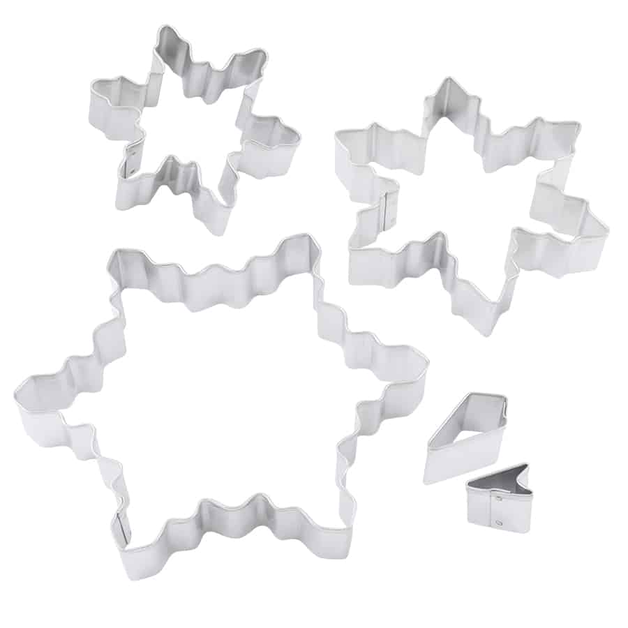 Cookie Cutter, Snowflake Set