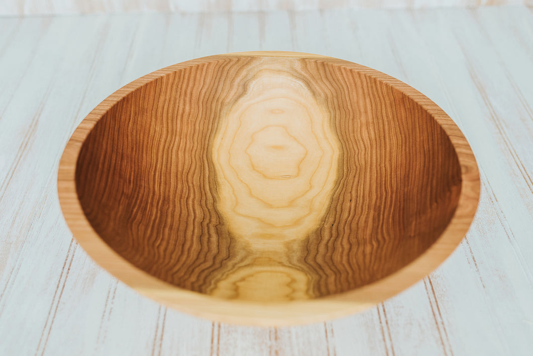 Cherry Wood Bowl, 15