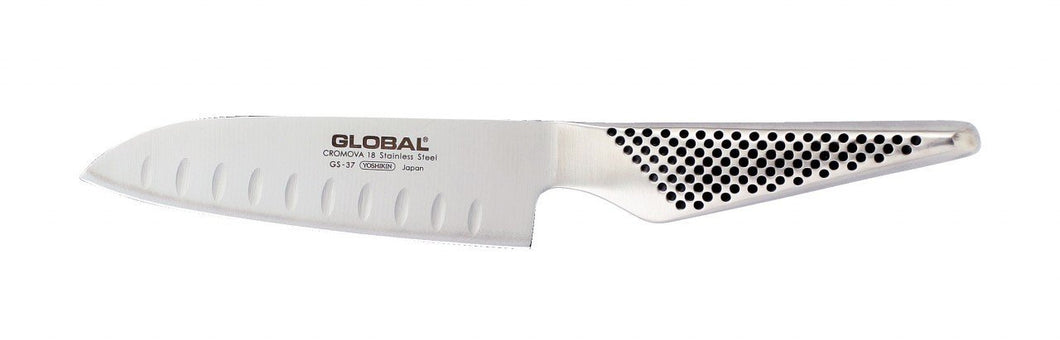 Global Classic Hollow Ground Santoku Knife