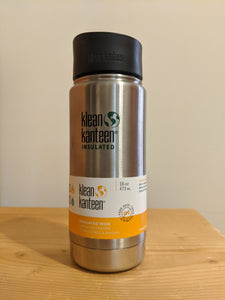 Klean Kanteen - Insulated Wide 16 oz. with Cafe Cap (Discontinued)