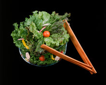 Load image into Gallery viewer, Kentucky Spring Salad Tongs
