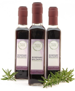 Pickle Creek - Rosemary Infused Balsamic Vinegar