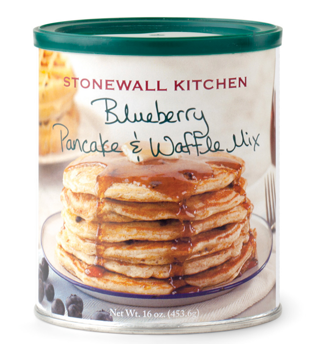 Stonewall Kitchen - Blueberry Pancake and Waffle Mix